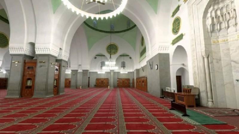مساجد المملكة تواصل استعداداتها لإقامة صلاة الجمعة