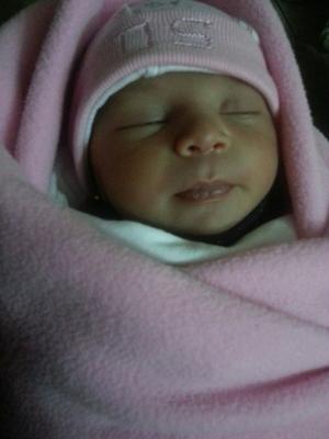 غادة الخرابشة مبارك المولودة الجديدة