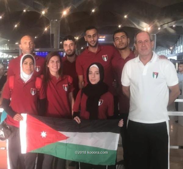 منتخب الأردن يشارك في البطولة العربية للكرة الطائرة الشاطئية
