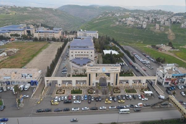 جامعة عمان الأهلية الأولى بين الجامعات الخاصة في الأردن حسب تقييم الطلبة الأردنيين والعرب