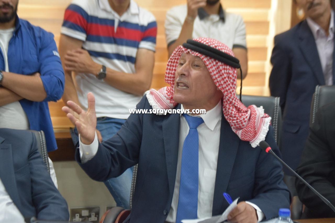 النائب العرموطي لسرايا : استبعد عودة مطيع للأردن و المحكمة  ستحكمه غيابياً