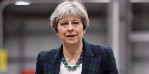 هدوء سياسي بالمشهد البريطاني و تخوفات لـ ماي من البريكست