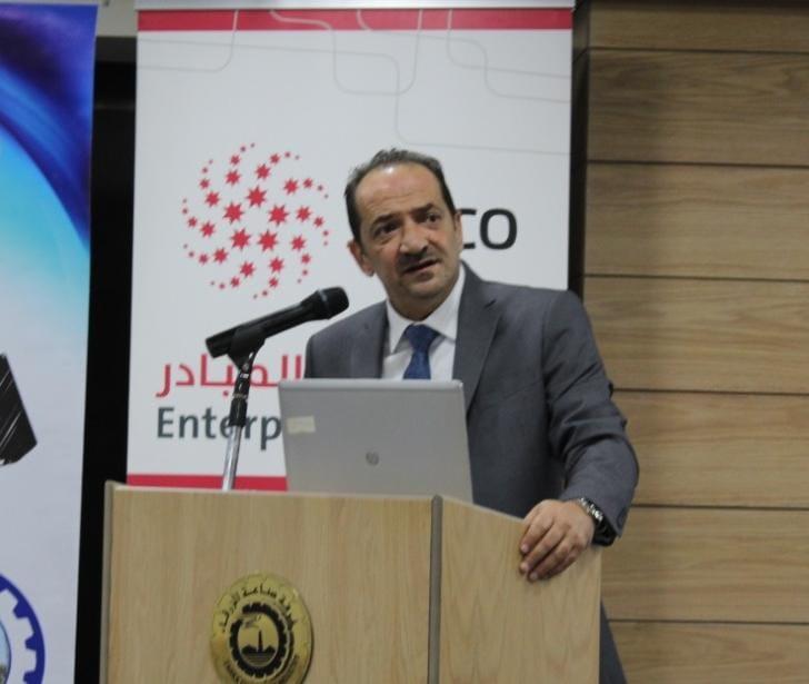 الكايد: الزرقاء منطقة استراتيجية للصناعة والاستثمار في الأردن