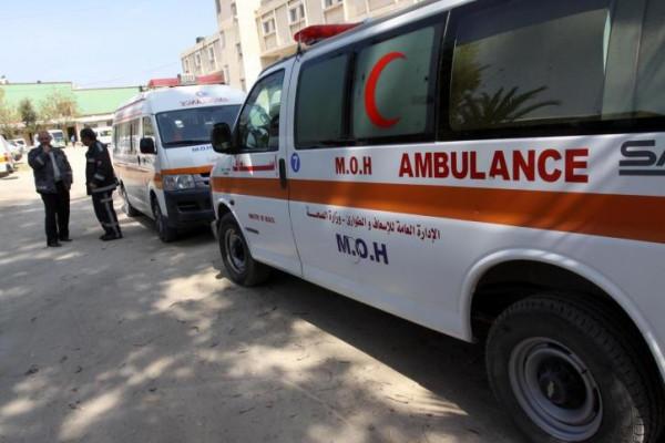 وفاة طفل في حادث دهس بدير البلح وسط قطاع غزة