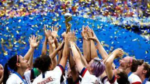 عرض ثلاثي لتنظيم كأس العالم للجنس اللطيف 2027