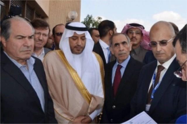 """""""مزحة ثقيلة الظل"""" من احد النواب كادت تسبب مأزقا دبلوماسيا بين الأردن والسعودية"""