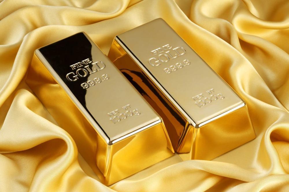 تراجع أسعار الذهب عالميًا لأدنى مستوى في 8 اشهر