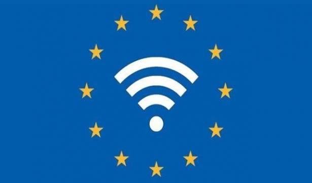 واي فاي مجاني في 8 آلاف بلدة أوروبية