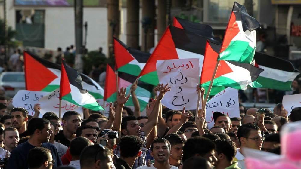 مؤتمر شعبي للفصائل المناهضة لاتفاقية أوسلو في غزة