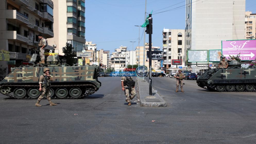 4 قتلى وإصابات باشتباكات بين حزب الله وحركة أمل مع عناصر مجهولة