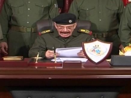 الدوري: المالكي يقسم العراق من أجل مشروع إيراني