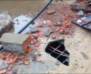وفاة طفلة و اصابة آخر اثر سقوط صخرة عليهما في البلقاء