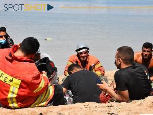 بالفيديو والصور: لقطات حصرية من داخل مرفأ بيروت