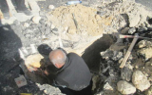 الطفيلة: حفريات مياه بشارع رئيس بعد تعبيده بـ 12 ساعة!