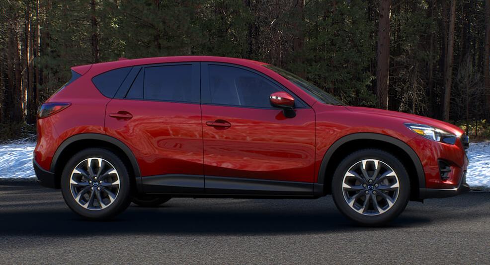 """صور تشويقية"""" لمازدا CX-5 الجديدة كليا 2017 قبل تدشينها خلال الشهر المقبل Mazda CX-5 2017"""