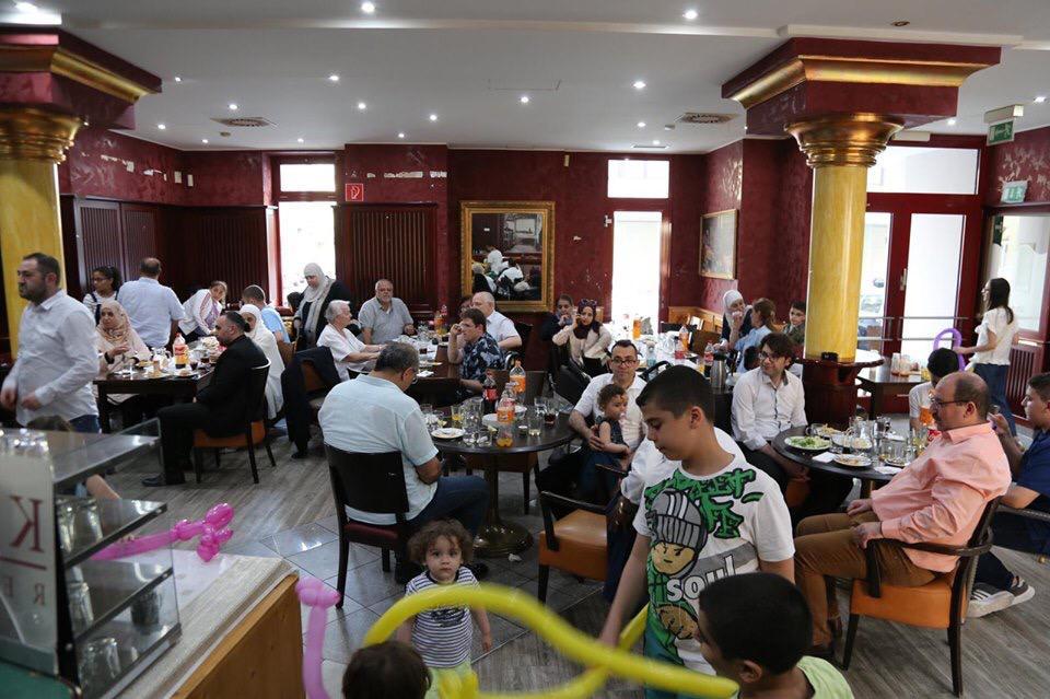 الجالية الأردنية في النمسا  تحتفل بعيد الاستقلال والجلوس الملكي