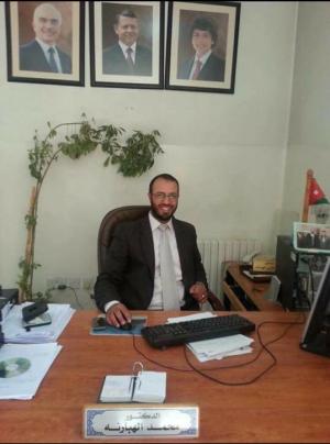 الدكتور محمد الهبارنة مبارك