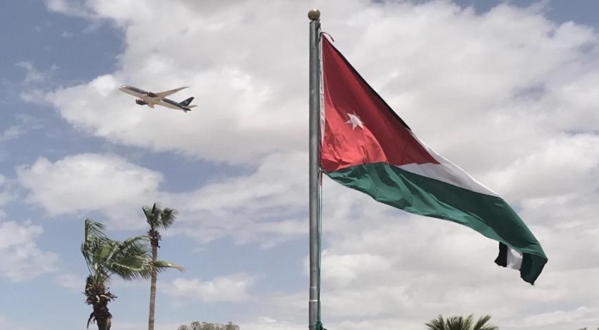 """بعد توقف دام 4 أشهر بسبب """"كورونا المستجد""""  ..  الملكية الأردنية تستأنف رحلاتها من بريطانيا و إليها"""