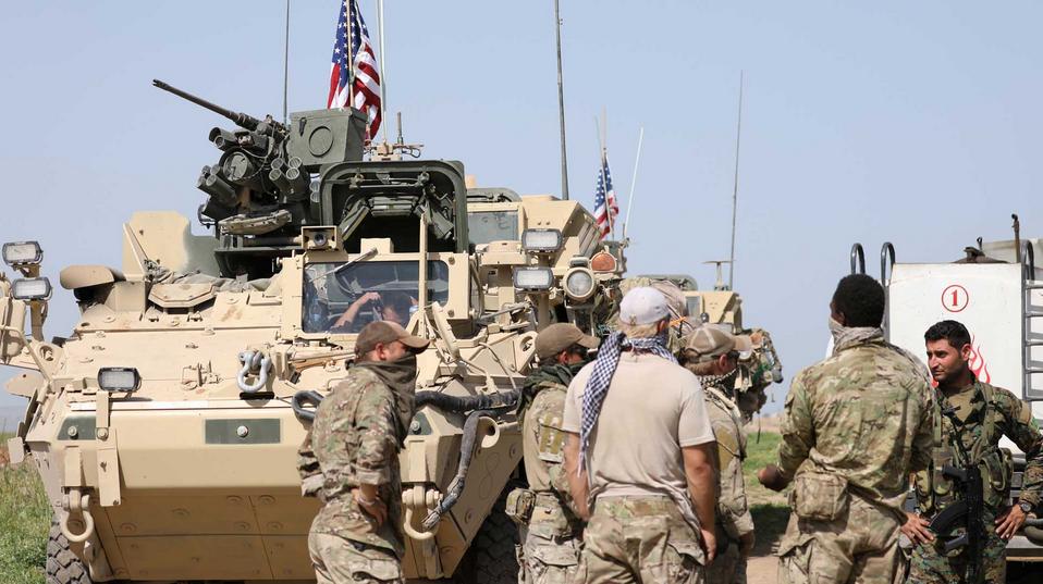 هل تسحب الولايات المتحدة قواتها من سورية بعد هزيمة داعش؟