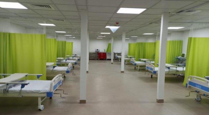 لأول مرة منذ 5 أيام ..  صفر إدخال حالات كورونا إلى مستشفى العقبة الميداني