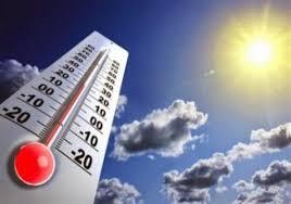 الأرصاد: اليوم هو الأعلى حرارة لهذا الاسبوع