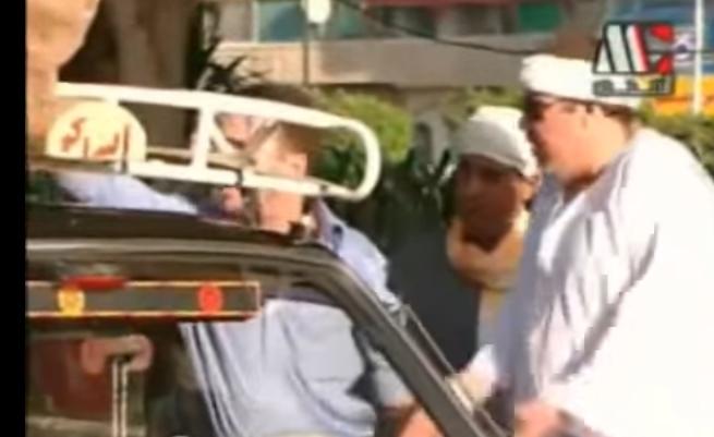 كاميرا خفية مصرية - البادنجان الاسود