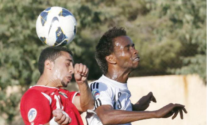 المنتخب الأولمبي يتغلب على شباب الأردن وديا بالكرة