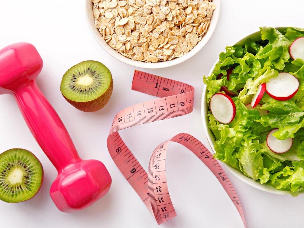 لتنحيف الجسم و انقاص الوزن بعد رمضان ..  إليك هذه الحمية