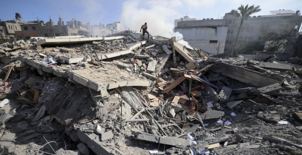 خسائر القطاع التجاري في قطاع غزة بسبب العدوان الإسرائيلي تقدر بـ 100 مليون دولار