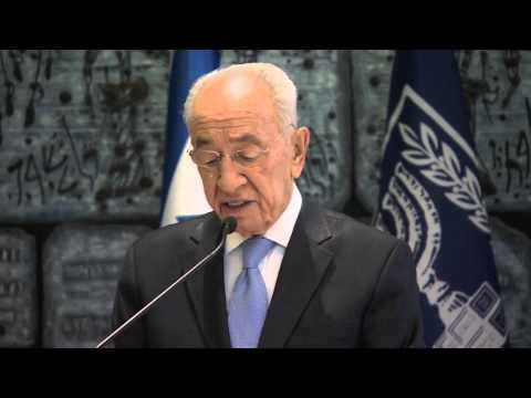 """بالفيديو .. بيريز يعتذر رسمياً للأردن عن استشهاد """"زعيتر"""""""