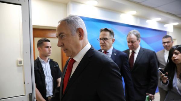 بعد اجتماع مع مسؤولين أمريكيين  ..  نتنياهو يلمح إلى تأجيل الضم