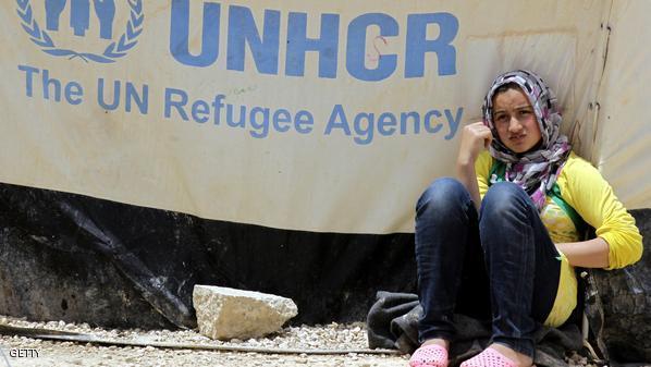 الأمم المتحدة: لاجئ سوري جديد كل 14 ثانية