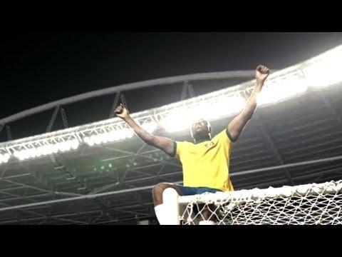 بالفيديو.. بيليه يصفع ملاكماً برازيلياً في إعلان دعائي لكأس القارات