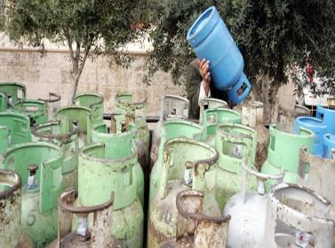 زيادة طفيفة في الطلب على الغاز والمحروقات