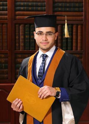 مبارك للمهندس خالد عبدالرحيم الصمادي