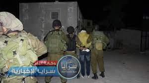 الاحتلال يعتقل شابا من قراوة بني حسان غرب سلفيت