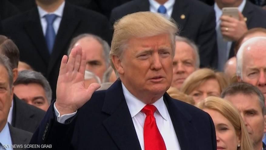 البيت الابيض يتهم وسائل الاعلام الامريكية بالتقليل من المشاركة في حفل تنصيب ترامب