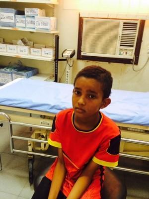 سيدة سعودية تطالب بالتحقيق مع معلم اتهمته بضرب ابنها في جازان