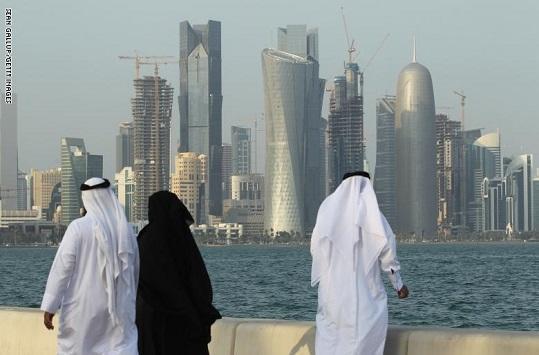 انخفاض عدد سكان قطر بنسبة 5.7%