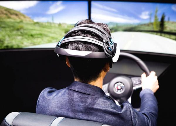 جهاز لقراءة دماغ السائق ..  هذا ما يفعله