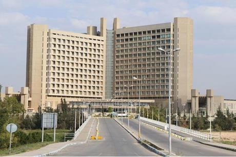 نسبة إشغال أسرّة العناية الحثيثة في مستشفى الملك المؤسس 80%