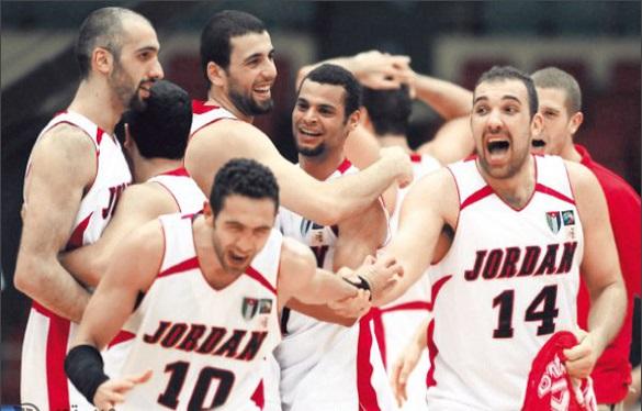 قرعة تصفيات كأس آسيا لكرة السلة ٢٠٢١ توقع الاردن في المجموعة السادسة