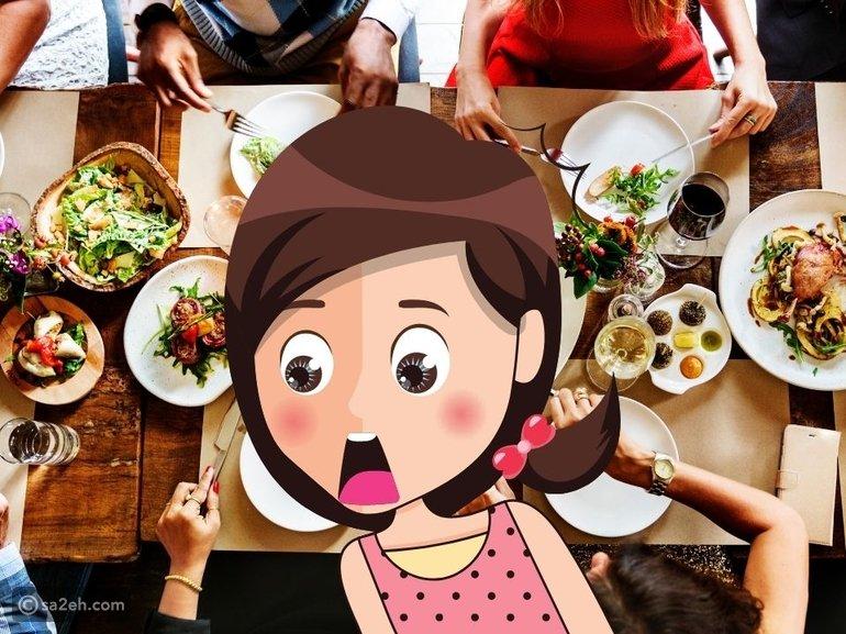 النصائح الشائعة حول آداب الطعام خلال السفر