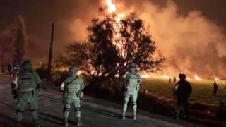 الخارجية: انفجار انبوب نفط في المكسيك ولا اصابات بين الاردنيين