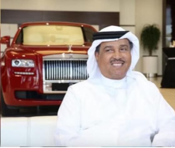 بالصور .. تعرف على سيارات محمد عبده
