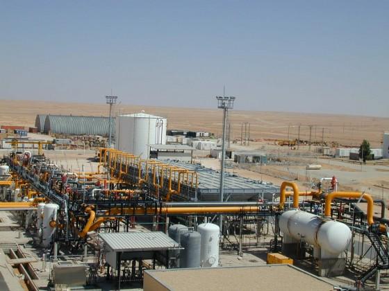 الغاز المصري  ..  100 مليون م3 فقط
