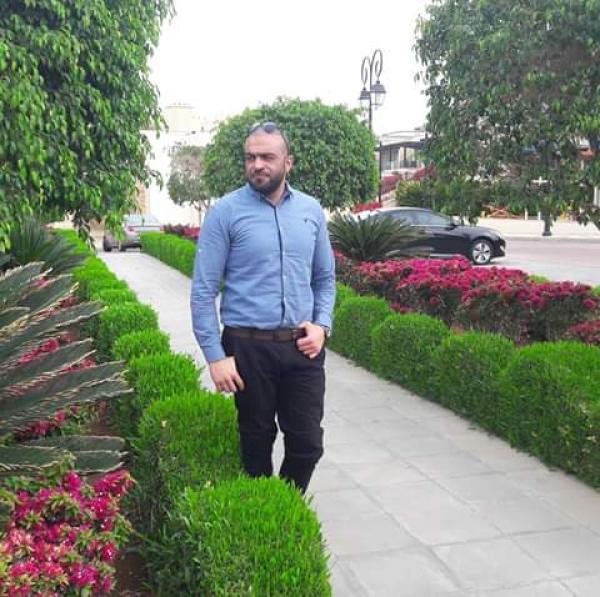 المهندس حاتم زيدان  ..  خطوبة مباركة