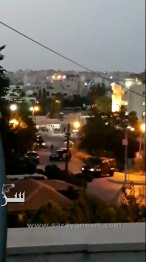 وزير الداخلية يتواجد في محيط السفارة الإسرائيلية بعد حدث أمني