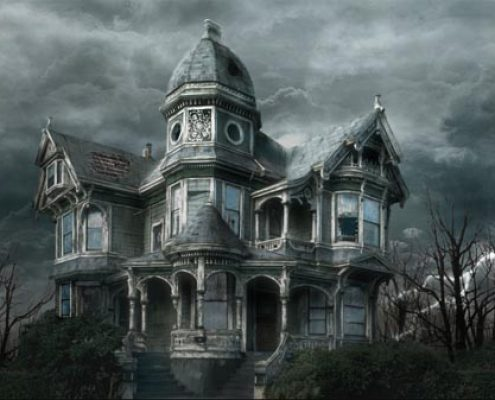 كيف أعرف ان بيتي مسكون ؟؟