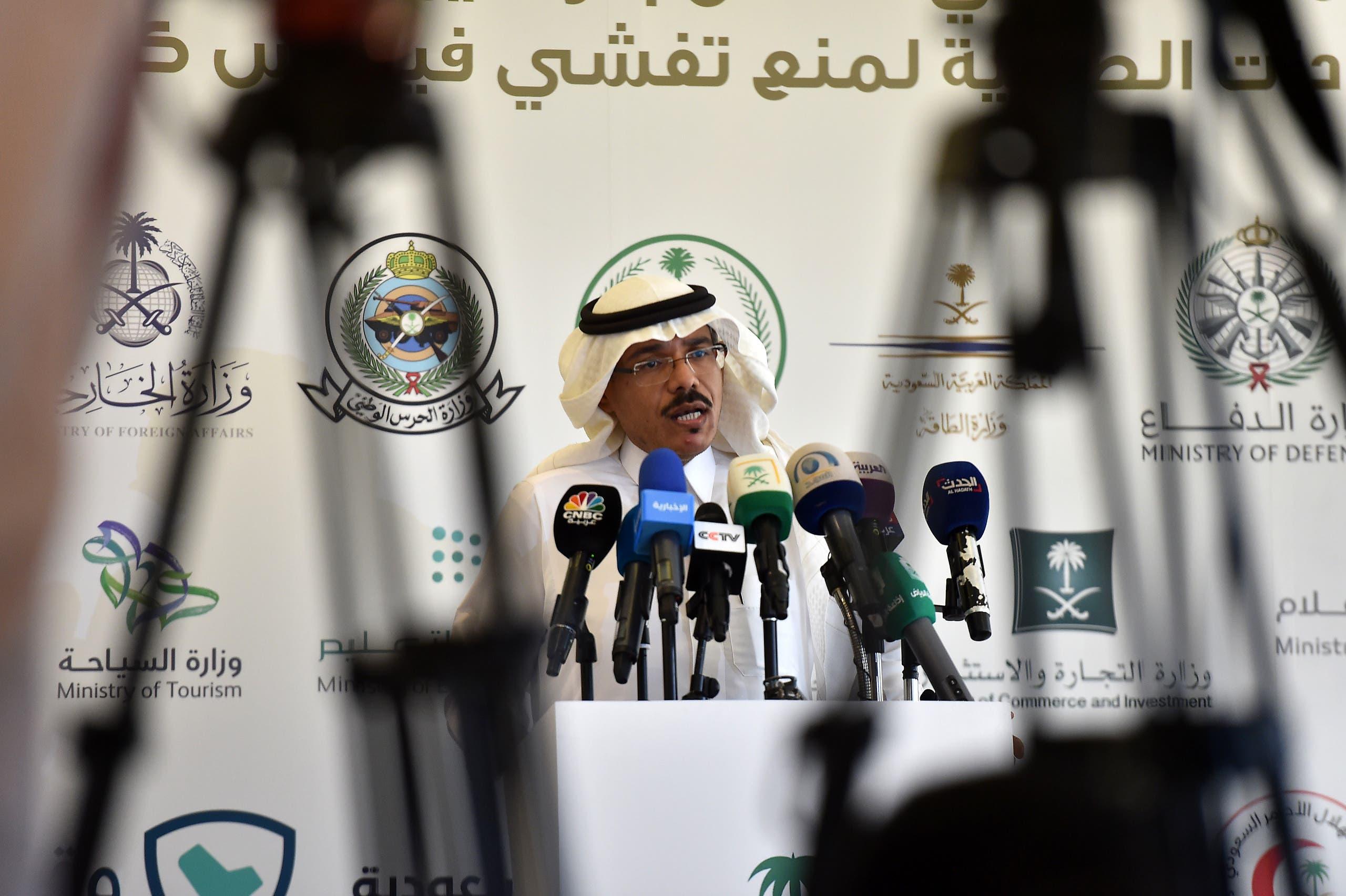 الصحة السعودية تحذر الفئات السبع الأكثر خطراً بسبب بكورونا